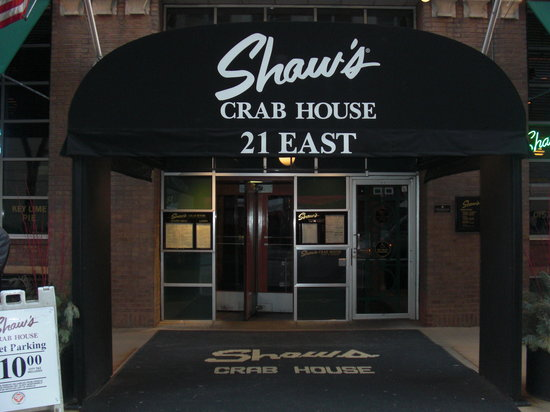 Shaw S Crab House Chicago Near North Side Restaurant