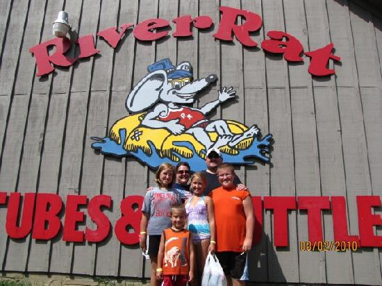 Townsend, TN: Smoky Mountain River Rat Pack!