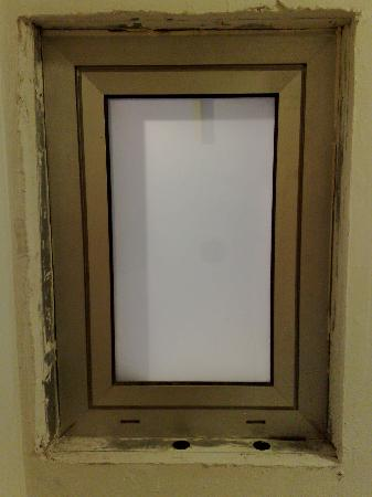 The Ophir Hotel: window sight