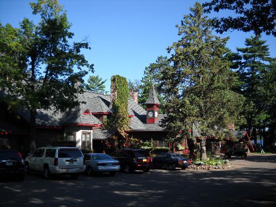 Garmisch USA Resort: The main lodge