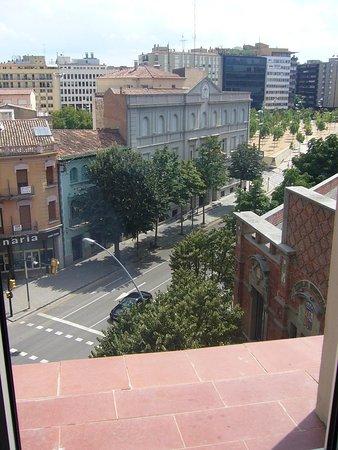 Hotel Ultonia Girona: vistas