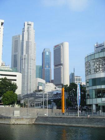 Singapour, Singapour : Amazing architecture.