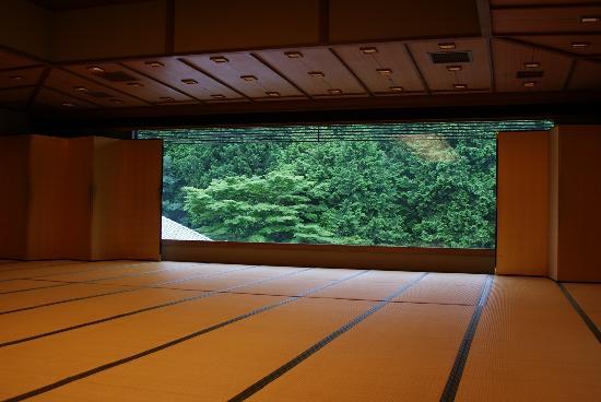 Ryuguden Hotel: 食事処。