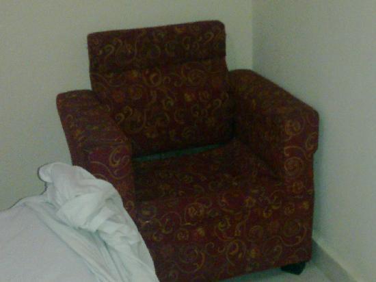 Hotel Marparaiso: Deterioro