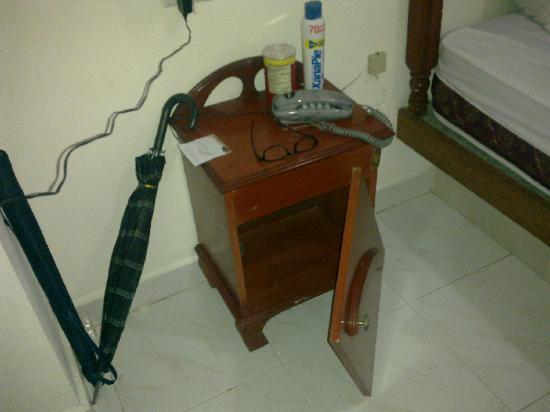 Hotel Marparaiso: Deterioro (comparalas con la web)