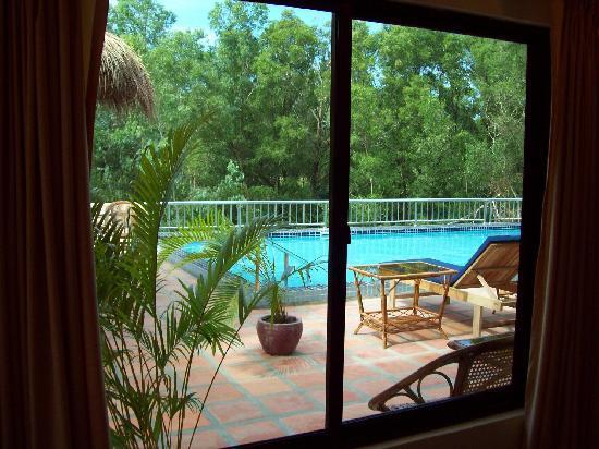 AQUA family Resort : Room view