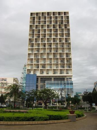 Novotel Nha Trang : hotel vue de la facade