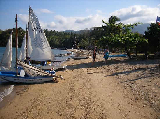 Portofino Beach Resort: SAILING