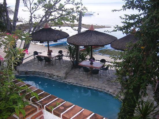 Portofino Beach Resort: VIEW FROM OUR ROOM
