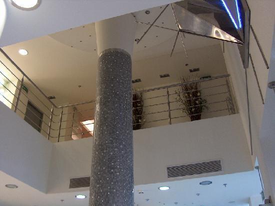 Kaningos 21 Hotel: In der Empfangshalle