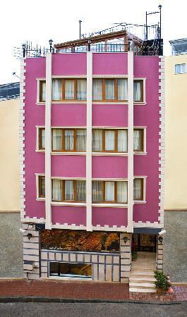 Sah Otel Apartment: Sah Suites Exterior