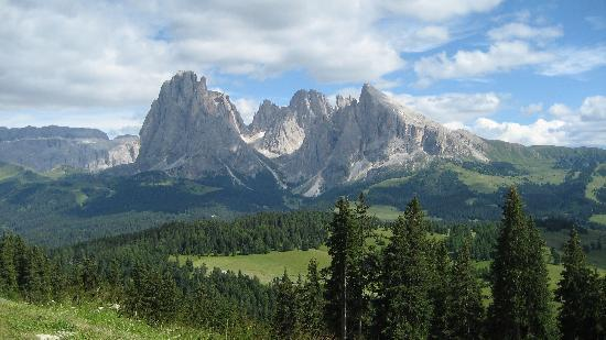 Hotel Laurin Small&Charming: Hike from Alpe di Siusi lift