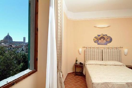 Hotel Caravaggio: Room
