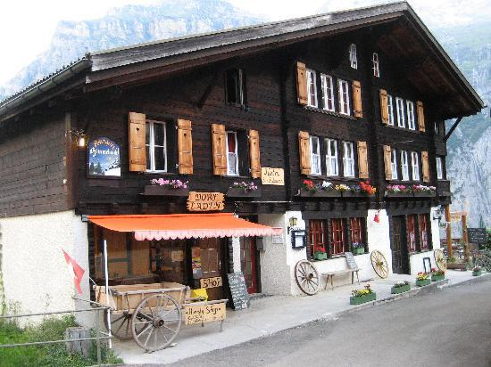 Hotel Oberland Pension