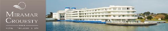 Miramar La Cigale Hotel Thalasso & Spa: Hotel miramar crouesty le paquebot
