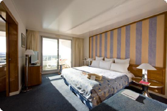 Miramar La Cigale Hotel Thalasso & Spa: chambre