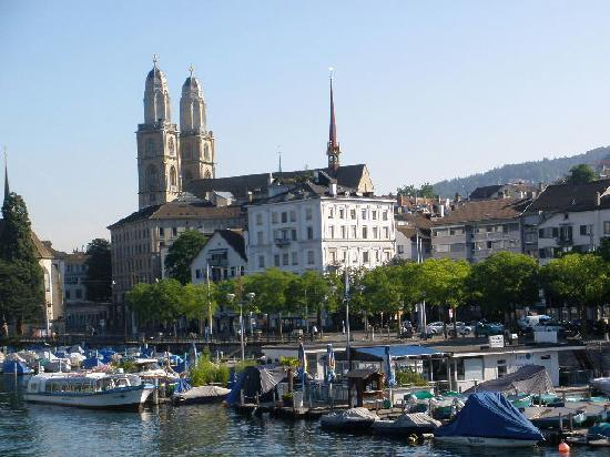 Grossmunster: Grossmünster Zürich