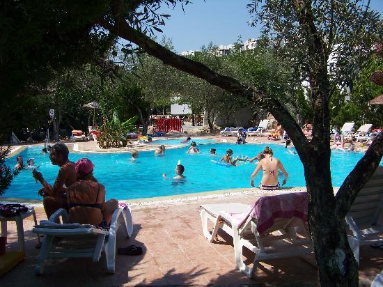 Bitez, Tyrkia: Zwembad Mandarin Garden