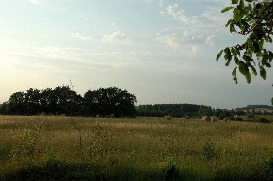 Gageolle: Surrounded By Farmland