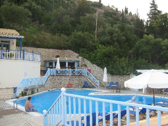 Hotel Odyssey: Odyssey Pool
