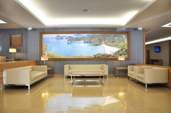 Hotel Samos: Hall