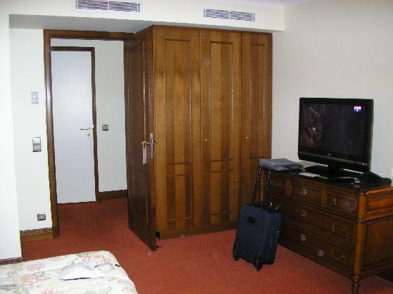 Marivaux Hotel: l'accès
