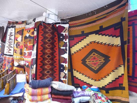 Folklore Hotel: Otavalo Market