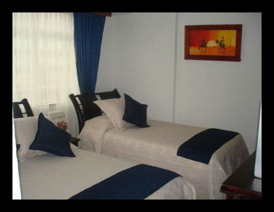 Hotel Casa Paulina: Habitacion doble