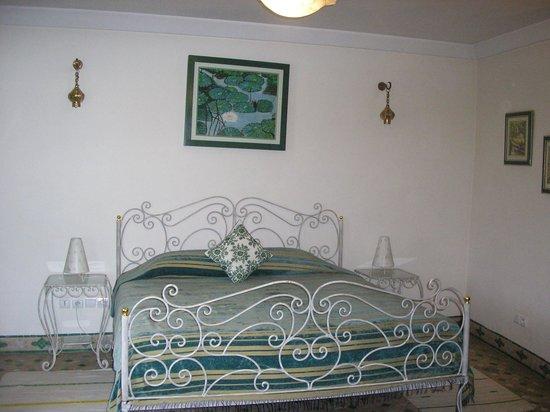 Riad Zamane: notre chambre