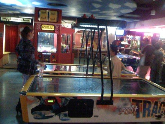Los Chilaquiles Restaurante: area infantil