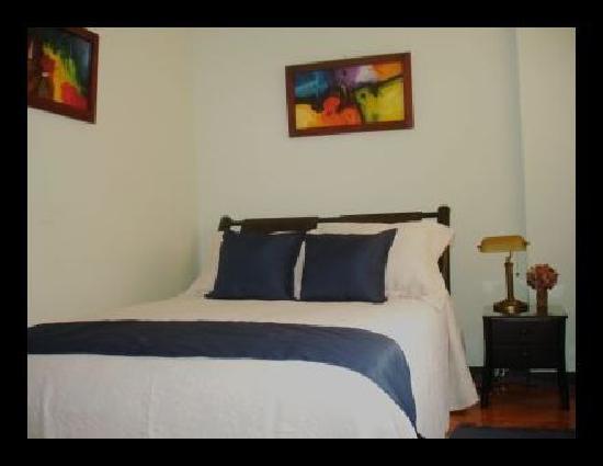 Hotel Casa Paulina: HABITACION SENCILLA
