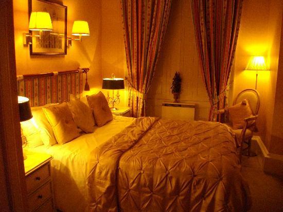Abercorn Guest House: Kijkje kamer