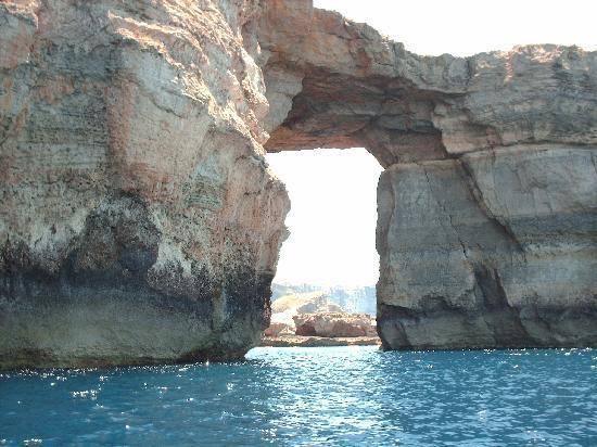 San Lawrenz, Malta: mare