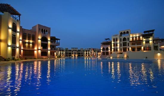 Tala Bay Vacation Homes: Pools