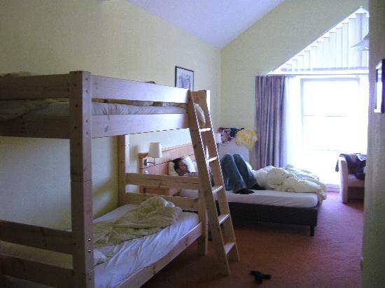 Hotel Nummerhof: Familiensuite
