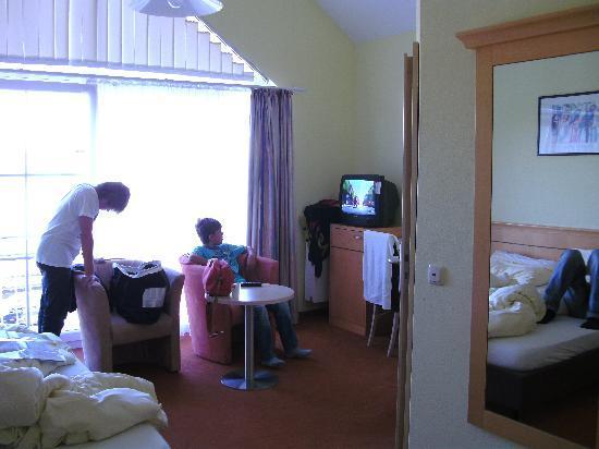 Hotel Nummerhof: Zimmer