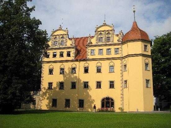Schlosshotel Althornitz: Schlosshotel Althörnitz