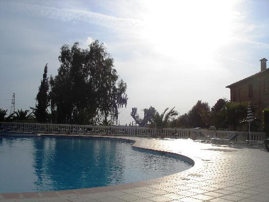 Agrihotel Elisabetta: Das Schwimmbad