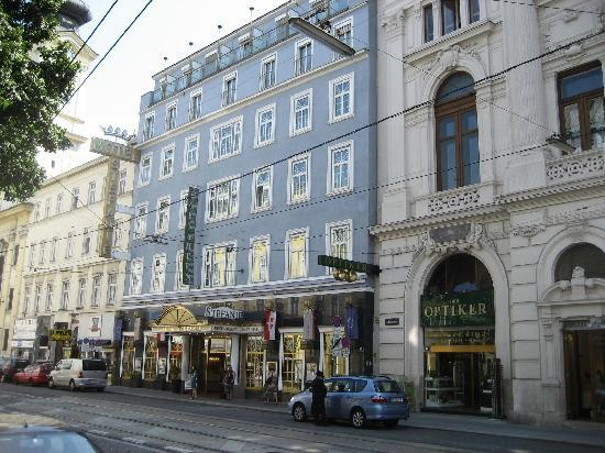 Hotel Stefanie Vienna Reviews