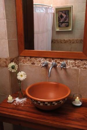 Hotel Boutique Bonarda: Salle de bain