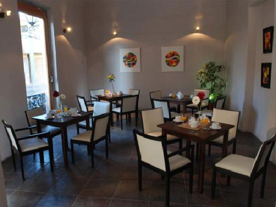 Hotel Boutique Bonarda: Restaurant