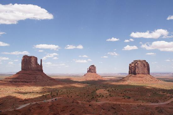 United States: monument valley