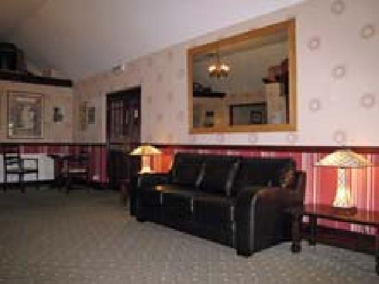 Heath Hill Hotel: Reception