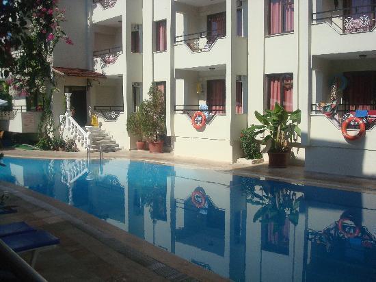 Club Evin Marmaris: pool
