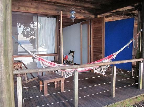 The Island Experience: Single Room Patio/Hammock