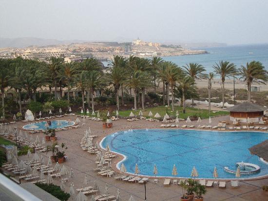 SBH Costa Calma Palace: The larger pool