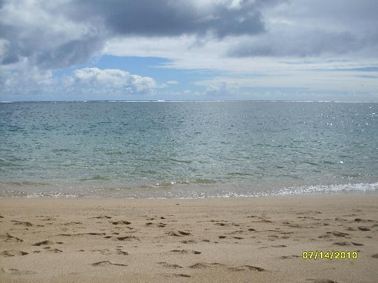 Gigi's Paradise: The beach
