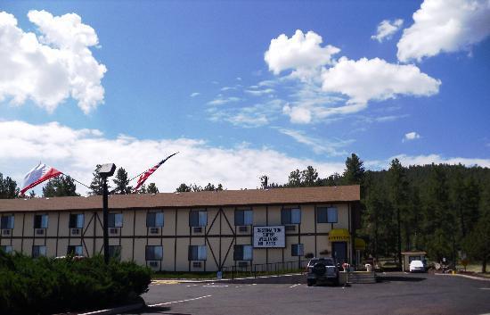 Super 8 Williams East/Grand Canyon Area: Hotel