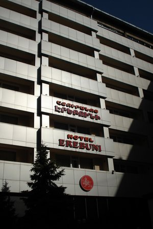 Photo of Erebuni Hotel Yerevan