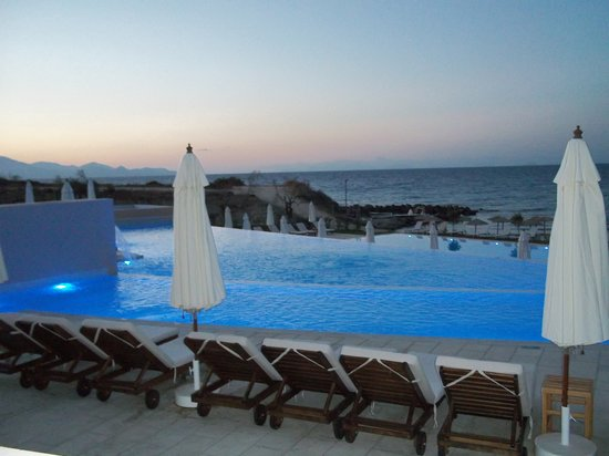 Tragaki, Greece: Pool